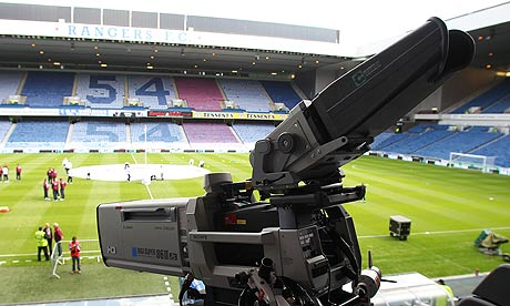 We webcast Scottish Premier League games